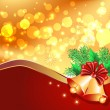 Christmas background — Stock Vector #8029383