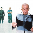Doctors portrait — Stock Photo #8546096