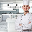 Chef portrair — Stock Photo #9123300