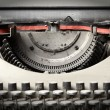 Typewriter — Stock Photo #9461142