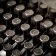 Typewriter — Stock Photo #9461191