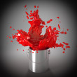Red passion — Stock Photo #9507950