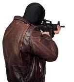 Terrorist — Stock Photo