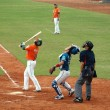 Professional Baseball Game in Taiwan — Stock Photo #10100511