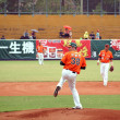 Professional Baseball Game in Taiwan — Stock Photo #10100643