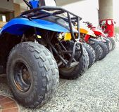 Dune Buggies are Lined Up for the Summer — Стоковое фото