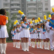 Постер, плакат: Girls Marching Band