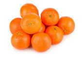 Ripe tasty tangerines — Stock Photo