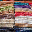 Fabric for sale — Stock Photo