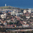 Wollongong city and suburbs — Stock Photo