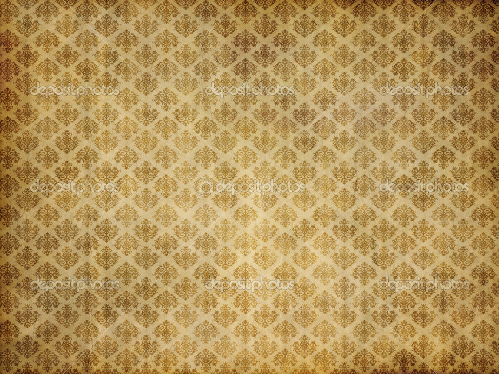 Vintage damask wallpaper stock photo clearviewstock - Papel pared vintage ...