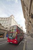 Londra - 17 ekim. londra şehri. — Stok fotoğraf