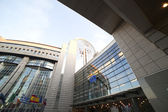 Europaparlamentet. — Stockfoto