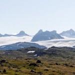 Norwegian mountains. — Stock Photo