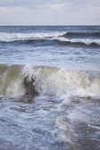 Waves in sea. — Stock Photo