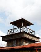 Torre de vigia. — Fotografia Stock