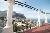 Insel capri. — Stockfoto