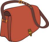 Bag. Cartoon — Stock Vector