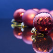 Stock Photo: 2012 Christmas Decoration