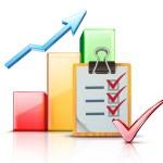 Business success concept — Stock Vector