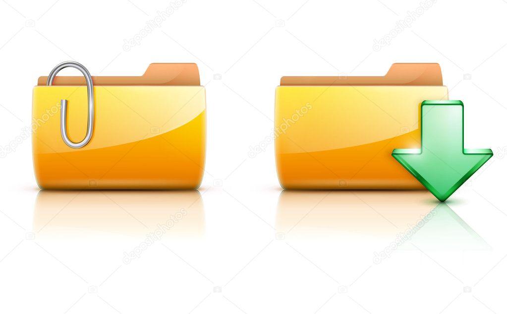Computer Folder Icon Computer Folder Icons