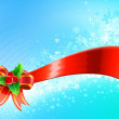 Christmas abstract background — Vector de stock