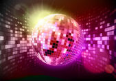 Abstract party background — Foto de Stock