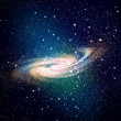 Space galaxy image — Photo
