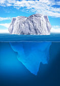 Melting Iceberg — Foto de Stock