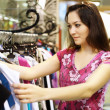 Young woman doing shopping — Stock Photo #8433442
