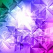 Abstract bright colourful background — Stock Photo