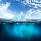 Fonte des iceberg — Photo
