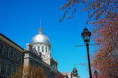 Historical Bonsecours Market — Stock Photo