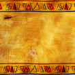 African national patterns — Stock Photo