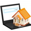 Home Internet — Stock Photo