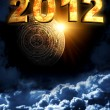 Stock Photo: 2012. Mayprophecy