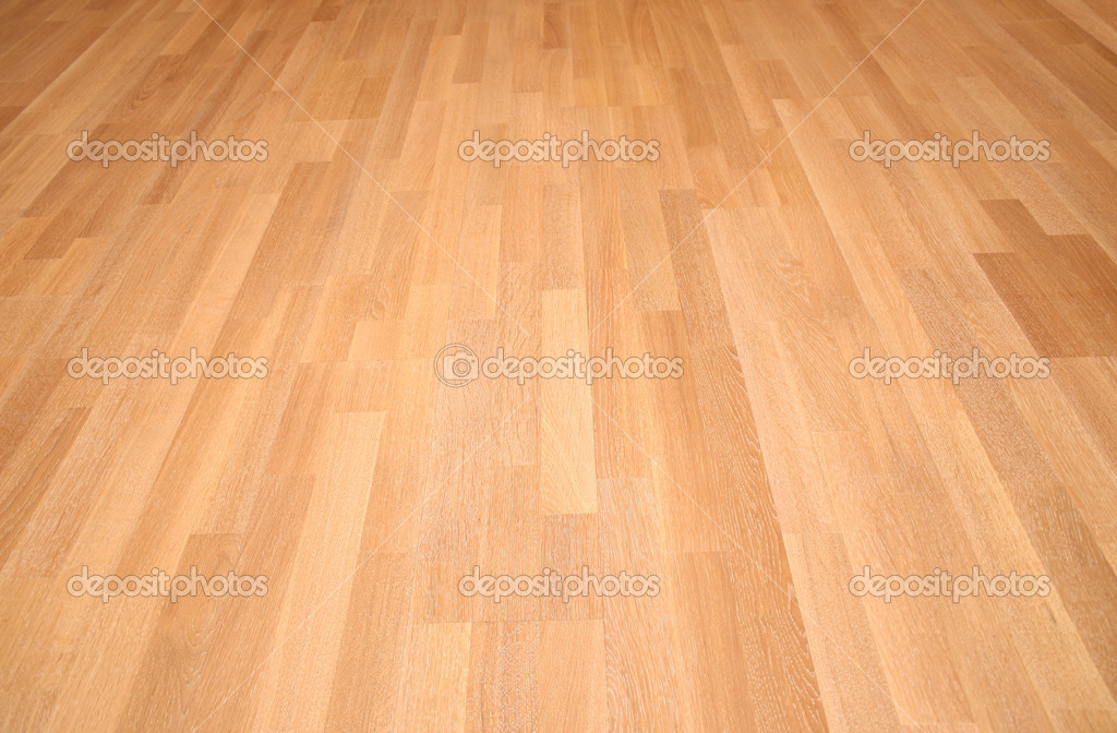 New oak parquet of brown color — Stock Photo #9093029