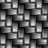 CARBON FIBER WOVEN TEXTURE — Stock Photo