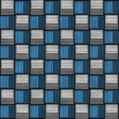 Carbon fiber wowen texture — Stock Photo