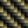 carbon fiber wowen texture — Stock Photo