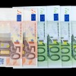 Hundred and fifty euro. — Stock Photo