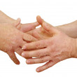 Handshake. — Stock Photo