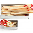 A packages of matches. — Stock Photo #10521466