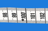 Part of measuring tape. — Stock Photo