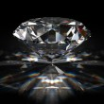 Brilliant diamond — Stock Photo #7987395