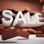 Sale concept — Stock Photo #9683161