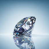 Brillant diamant — Stockfoto