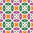 Royalty-Free Stock Vector Image: Seamless traditional floral vector islamic ornament - girih