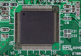 Techno world — Stock Photo