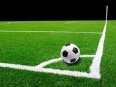 Fotbalový míč — Stock fotografie